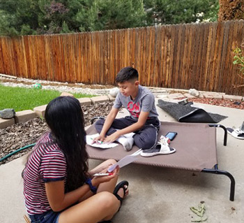 Young students can learn at home with Colorado PLT
